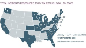 Source: Palestine Legal
