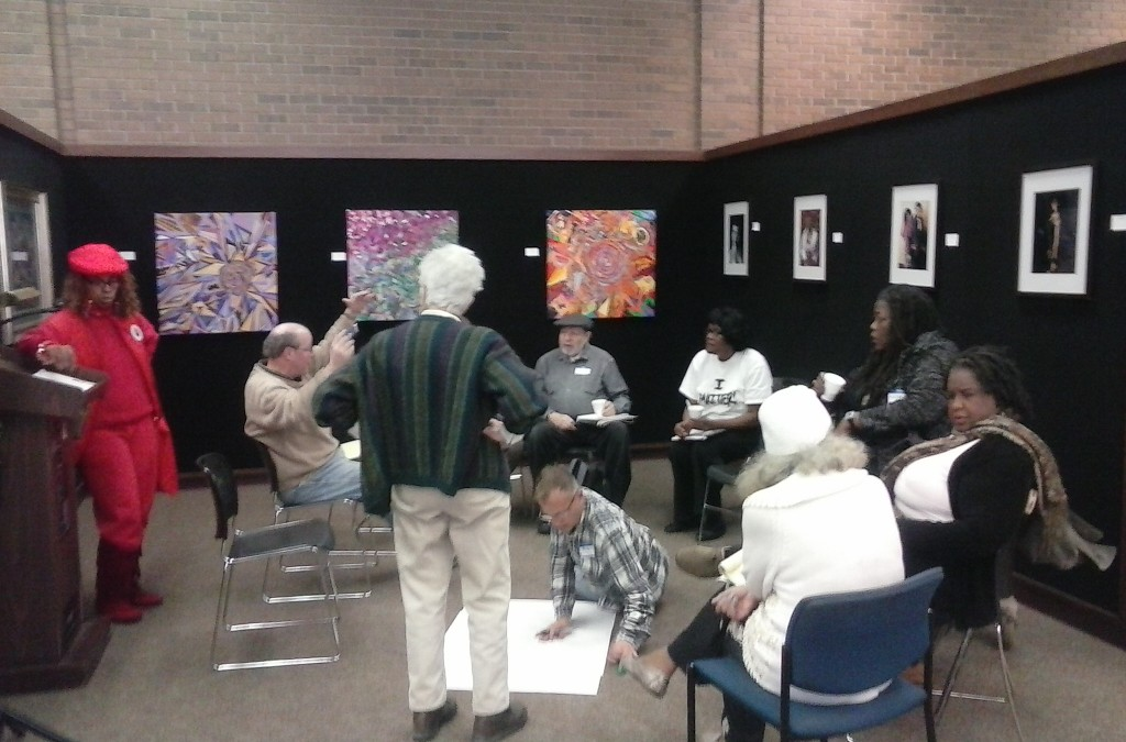 small groups meet in cleveland