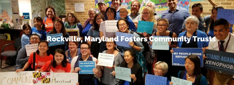 Rockville, Maryland Passes -Fostering Community Trust-