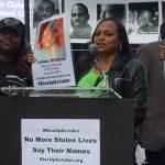 NC Activists Speak at Rise Up October