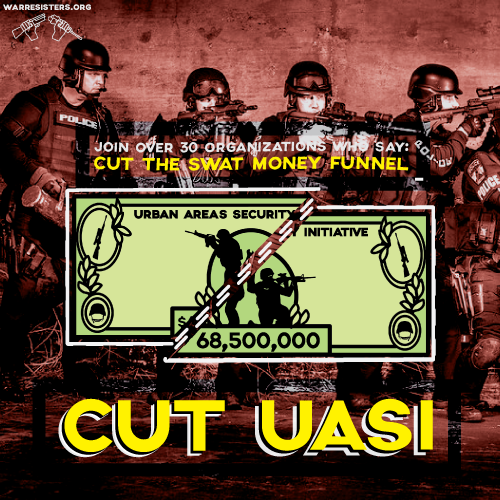Cut UASI Logo