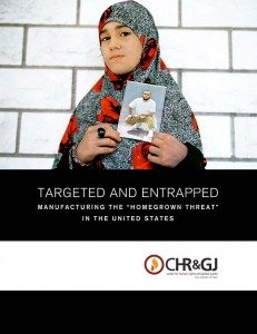 Targeted and Entrapped Report Cover