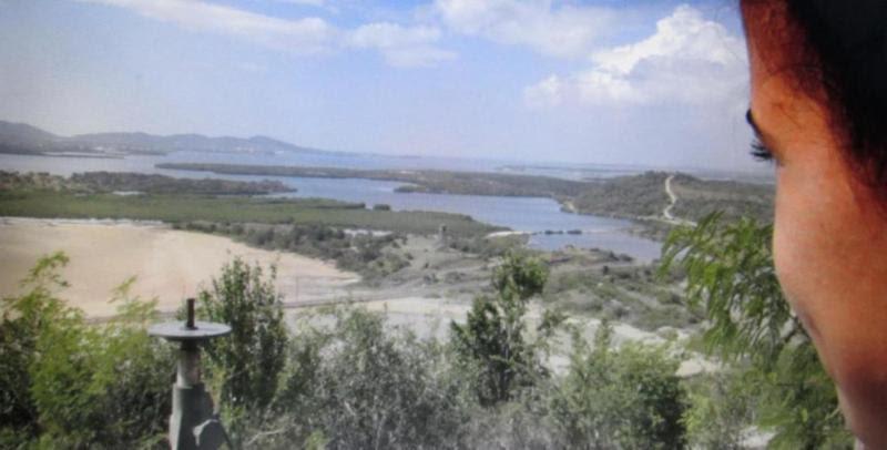 view of Guantanamo Bay
