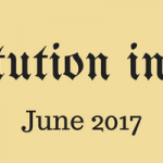 Constitution in Crisis :: June 2017