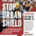 Berkeley Stop Urban Shield Update