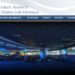 A New Website for the NSA's Inspector General